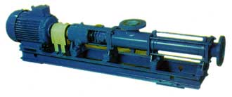 Type N1V, AN1V helical rotor pumps and pumping units