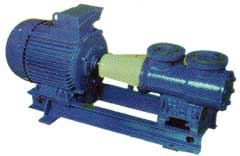 Three-screw pumps and pumping units, type A1 3V, A2 3V.